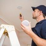 Installation of a Carbon Monoxide Alarm